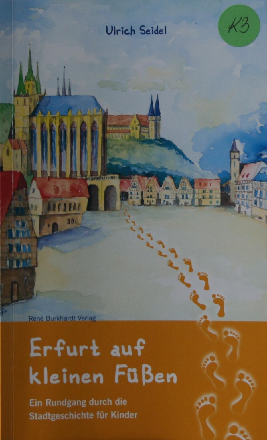 Die Stiftung Kinderplanet sucht den besten Kinderstadtführer über Erfurt