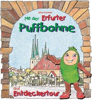 Sonderpreis für den originellsten Kinderbuch-Stadtführer für Erfurt