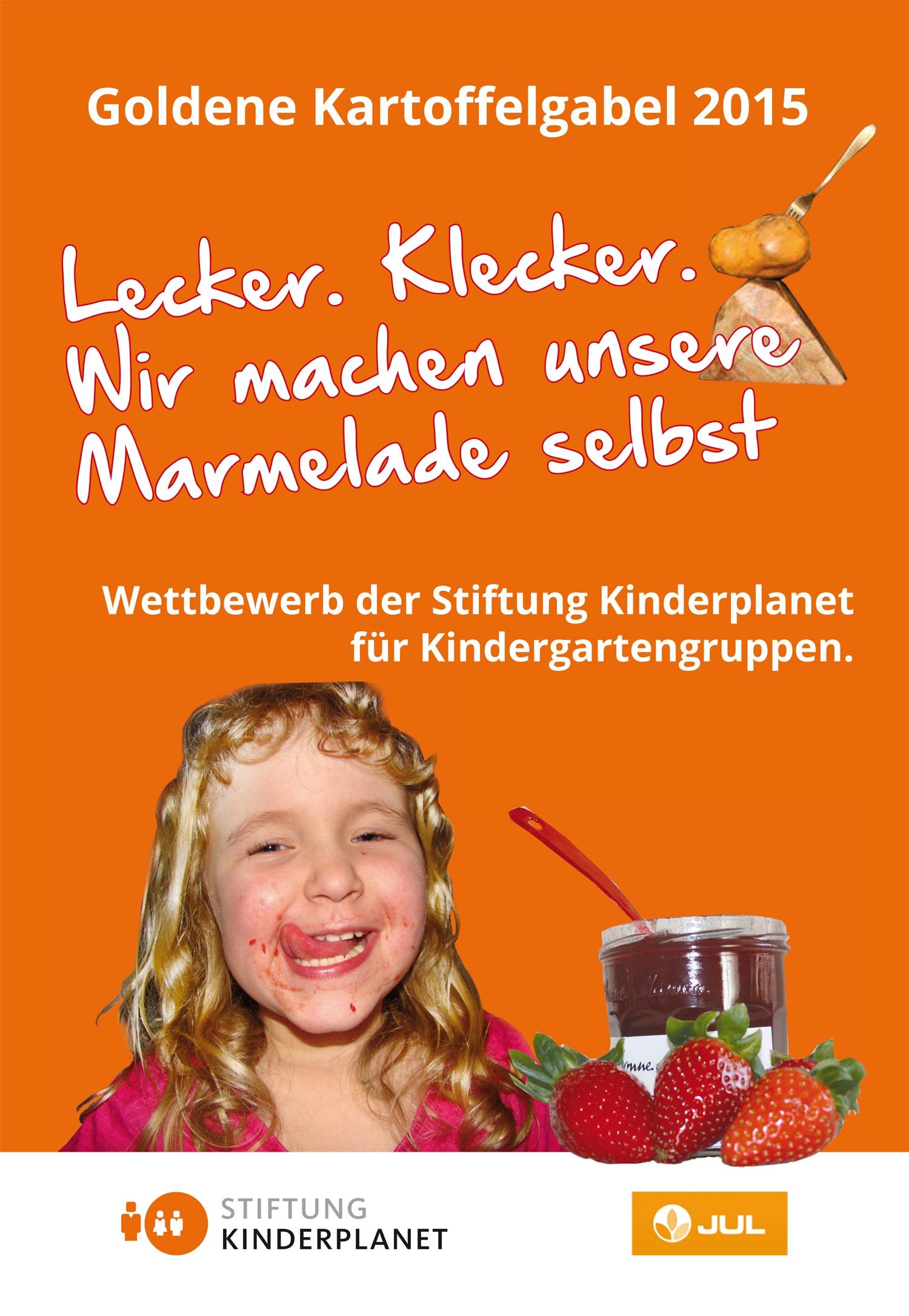 """Preisverleihung """"Goldene Kartoffelgabel 2015"""" am 13.11.2015"""