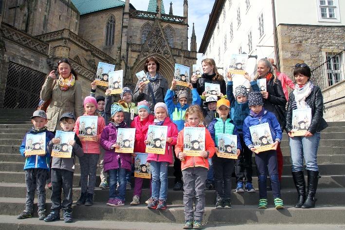 Springmäuse auf Luther-Spurensuche