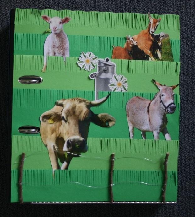 Hier sind die Milch-Tagebücher