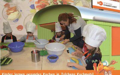 Präsentation von Julchens Kochmobil am 07.03.2019