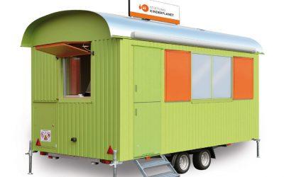 Julchens Kochmobil kommt auf Bestellung in Ihren Kindergarten oder in Ihre Grundschule