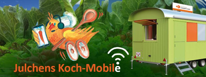 Julchens Kochmobil geht online